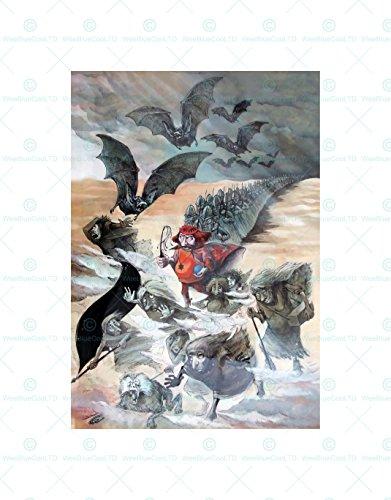 painting-ursula-benser-boser-kleiner-konig-1958-framed-art-print-f12x10336