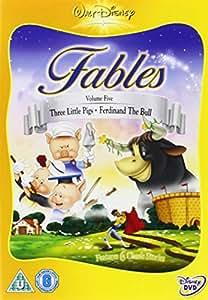 WALT DISNEY PICTURES Fables Volume 5 [DVD]