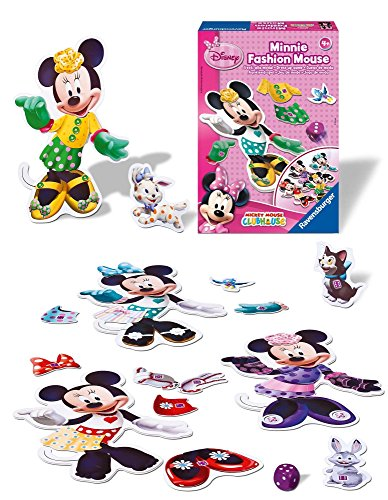 Minnie Maus Outfit Ideen - Ravensburger Minnie Fashion Mouse