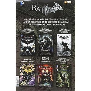 BATMAN: ARKHAM KNIGHT – GENESIS 4 (Batman: Arkham Knight - Génesis)