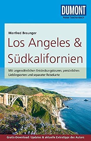 DuMont Reise-Taschenbuch Reiseführer Los Angeles & Südkalifornien: mit Online-Updates als