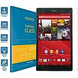PREMYO cristal templado Z3 Tablet Compact. Protector cristal templado Z3 Tablet Compact con una dureza de 9H, bordes redondeados a 2,5D. Protector pantalla Xperia Z3 Tablet Compact