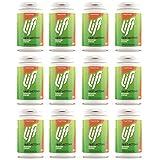 Glucotabs Oranje- 50 Glucose 200g - 12 verpakkingen (totaal 600 tabletten)