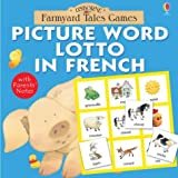 Picture Word Lotto in French (Farmyard Tales Board Games)