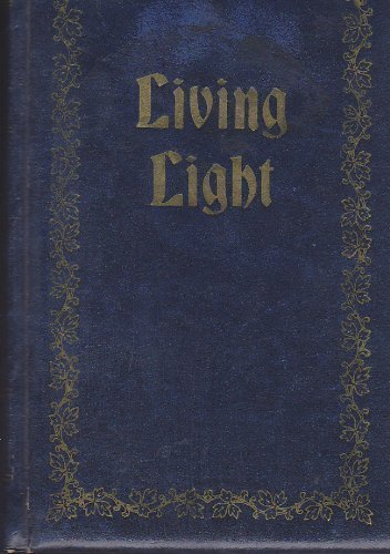 Living Light: Daily Light in Today's Language, by Edythe Draper (1-Jun-1900) Paperback