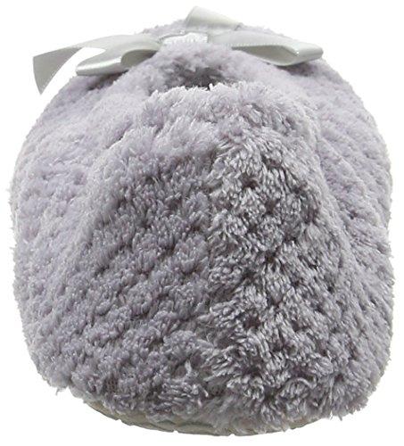 Isotoner 98972lavsama, Chaussons Fermés Pour Femmes Gris (gris Pâle)