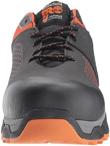 Timberland Pro Mens Ridgework Low Nt Wp Shoe  13 UK  Black