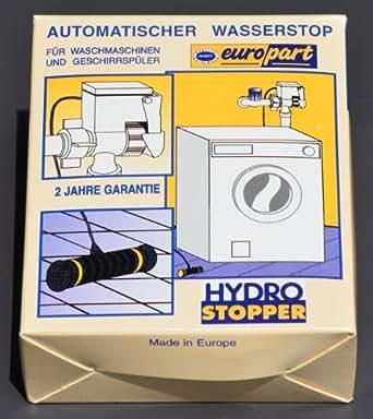 Hydro Stopper Wasserschutz, automatischer Wasserstop für