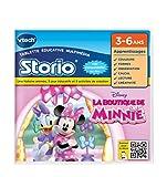 Boutiques Best Deals - Vtech - 231705  - Storio 2 et générations suivantes - Jeu éducatif - La Boutique de Minnie