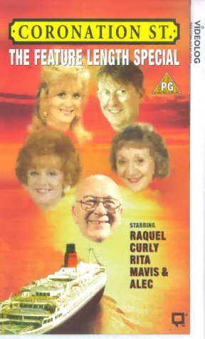 Coronation Street: Feature Length Special [VHS] [1995]