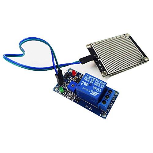 geree-modulo-sensore-della-pioggia-rele-con-controllo-della-sensibilita-del-modulo-rain-sensor-modul