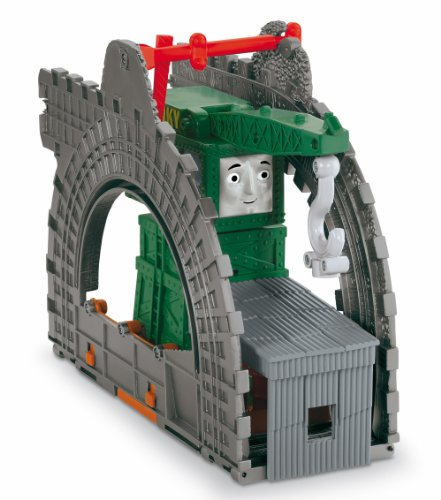 Image of Fisher-Price Thomas & Friends Take-n-Play Cranky Docks