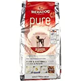 Mera Dog 053350 Hundefutter Pure fresh meat Huhn plus Kartoffel, 12.5 kg
