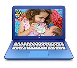 HP Stream Notebook13-c019tu 13.3-inch Laptop (Celeron N2840/2GB/32GB eMMC/Win 8.1/Intel HD Graphics), Blue
