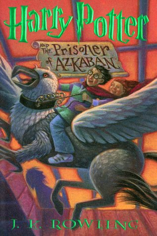 Harry Potter and the Prisoner of Azkaban[ HARRY POTTER AND THE PRISONER OF AZKABAN ] By Rowling, J. K. ( Author )Oct-01-1999 Hardcover (Harry-potter-serie Hardcover)