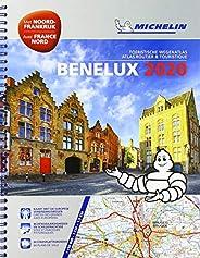 BENELUX 22452 SPIR. ATLAS MICHELIN 2020