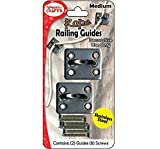 NEW! Rope Railing Guides 2/Pkg-Medium