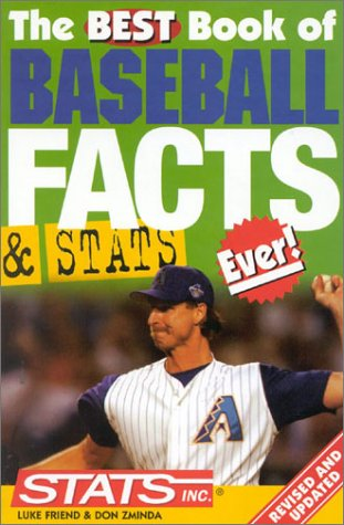 The Best Book of Baseball Facts & Stats por Don Zminda