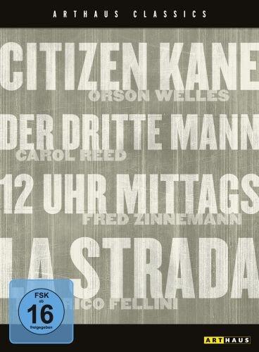 Bild von Arthaus Classics (4 DVDs)