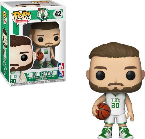 Funko 34450 Pop! Vinilo: NBA: Gordon Hayward, Multi
