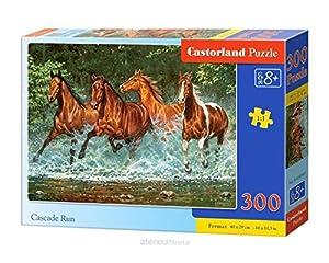 Castorland B-030361 Premium Cascade Run Rompecabezas, 300 Piezas, Multicolor