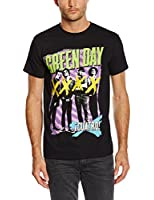 Green Day Herren T-Shirt Hypno 4