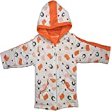 Best Winter Jackets For Boys - Brim Hugs and Cuddles Winter Jackets/Orange Printed Sweater Review
