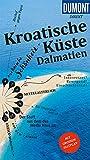 DuMont direkt Reiseführer Kroatische Küste Dalmatien: Mit großem Faltplan