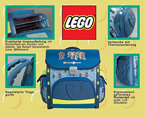 LEGO Bionicle Metru Nui Roboter Robot Schulranzen-Set 7teilig mit SCHULTÜTE - 2
