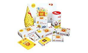Toiing Party in a Box The Ultimate Party Starter Kit for a Birthday Party  (Multi Color)