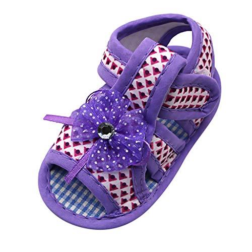 Darringls Scarpe Bambina Scarpine Primi Passi Sandali in Pelle Principessa Scarpine Estive Ragazze Sandali con Tre Fiori Pelle Scarpe Sandali per Piccolo Ragazze