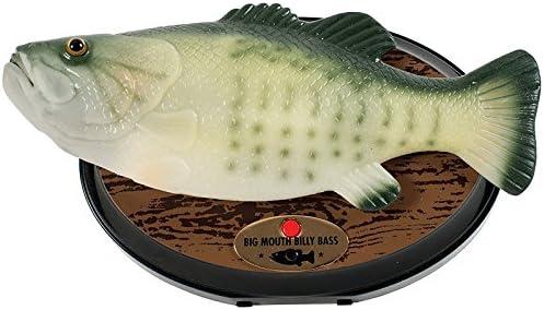 Big Mouth Billy Billy Billy Bass the Singing Sensation [Toy] B003HLAX6U Parent | Prezzo Ragionevole  | Exit  | Discount  c76020