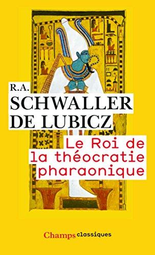 Le roi de la thocratie pharaonique