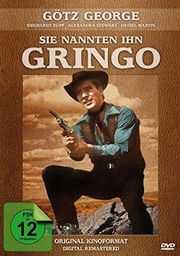 Bild von Sie nannten ihn Gringo - mit Götz George - Western Filmjuwelen
