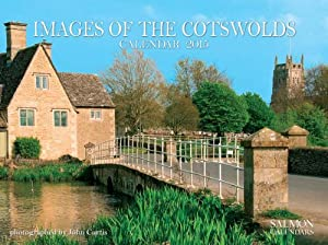 Images Of The Cotswolds Medium Wall Calendar 2015