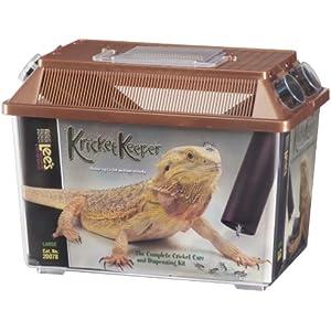 Komodo Kricket Keeper