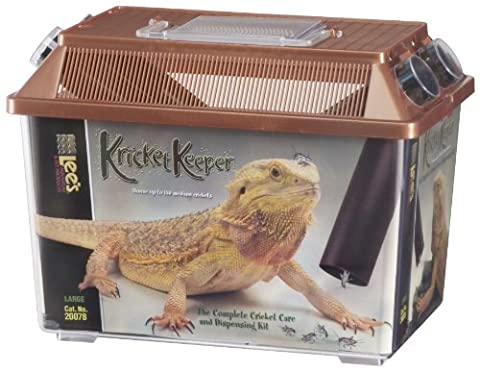Lees Kricket Keeper Large - 150 Crickets