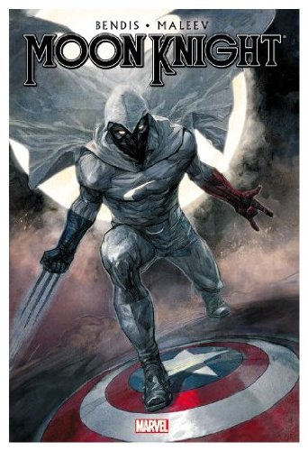 David Finch Cover (Moon Knight Vol. 4 # 1 (Sketch Incentive Cover))