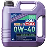 Liqui Moly Synthoil 0W-40 ACEA A1,ACEA A5,ACEA B1,ACEA B5 Fully Synthetic Petrol/Diesel Engine Oil (4 L)