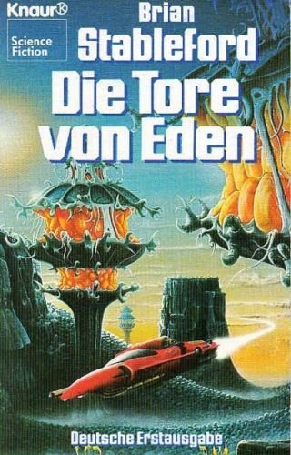 Die Tore von Eden (Knaur Taschenbücher. Fantasy)