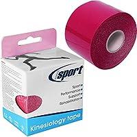 Isport Kinesiologie-Tape, 5 m, Pink preisvergleich bei billige-tabletten.eu