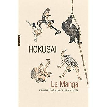 Hokusai. La manga