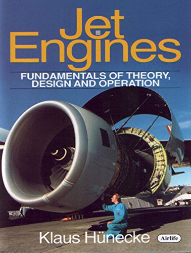 Jet Engines: Fundamentals of Theory, Design and Operation por Klaus Hunecke