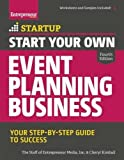 Best Books On Startups - Start Your Own Event Planning Business (Startup) Review