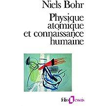 Physique atomique et connaissance humaine