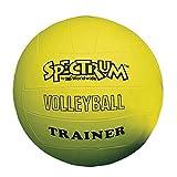 S & S weltweit w6521Spectrum Volleyball Trainer, gelb–Normale Größe