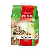 Rettenmeier 6601408 Cat's Best Öko Plus Kattenbakvulling, 20 L Zak