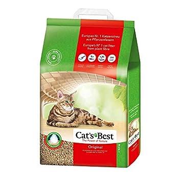 Cat?s Best Original - litière pour chats agglutinante - 20L / 8.6kg