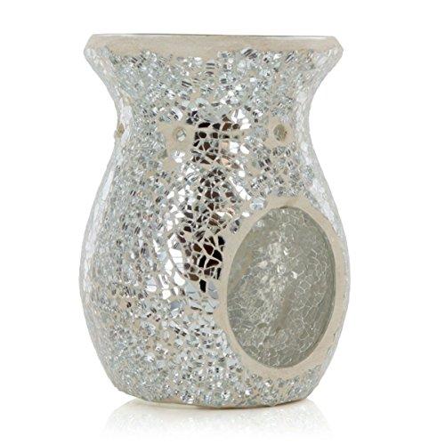 Ashleigh & Burwood - Classic Mosaic Oil Burner - Moonlight