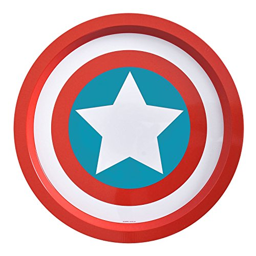 Star Cutouts Ltd Z879325 Marvel Tablett Captain America, Blau (America Cut-out Captain)